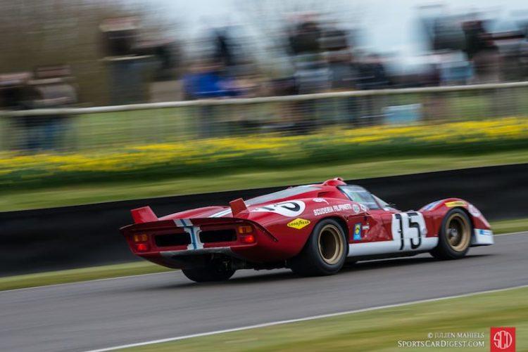 1970 Ferrari 512S 'Coda Lunga'
