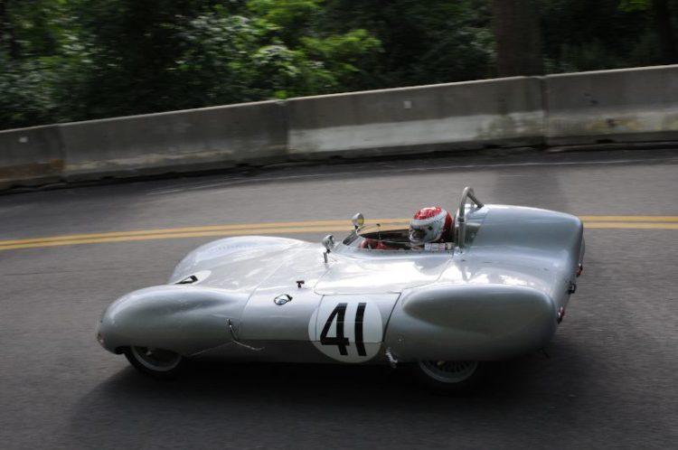 1956 Lotus 11- Jeff Snook.
