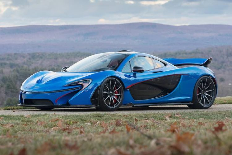 2015 McLaren P1 (photo: Anna McGrath)