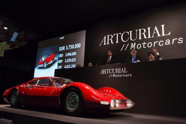 1966 Dino 206 P Berlinetta Speciale