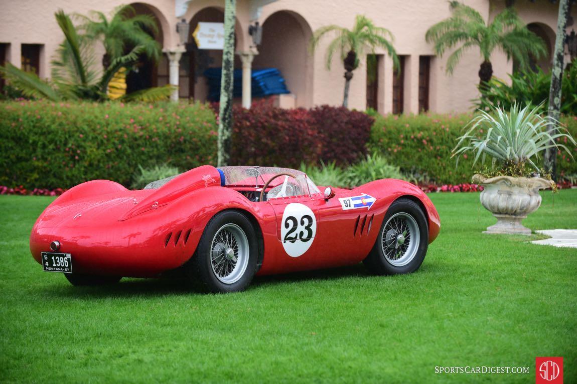 Maserati 200 SI