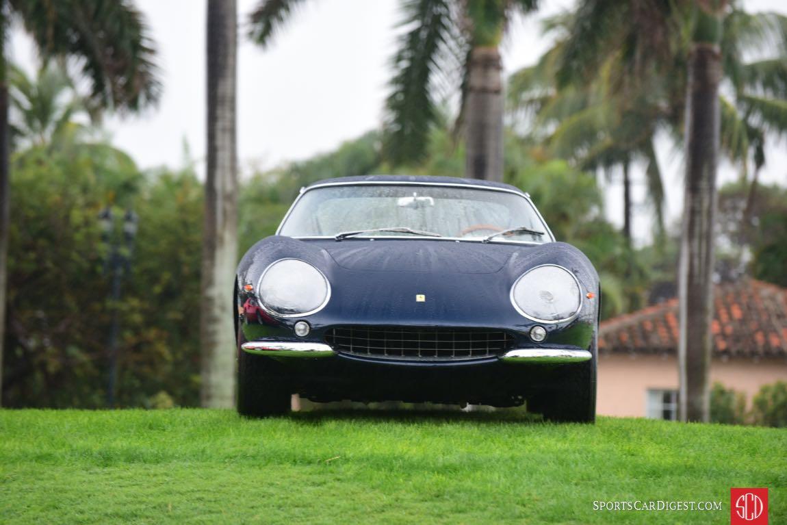 Ferrari 275 GTB/4 s/n 08011