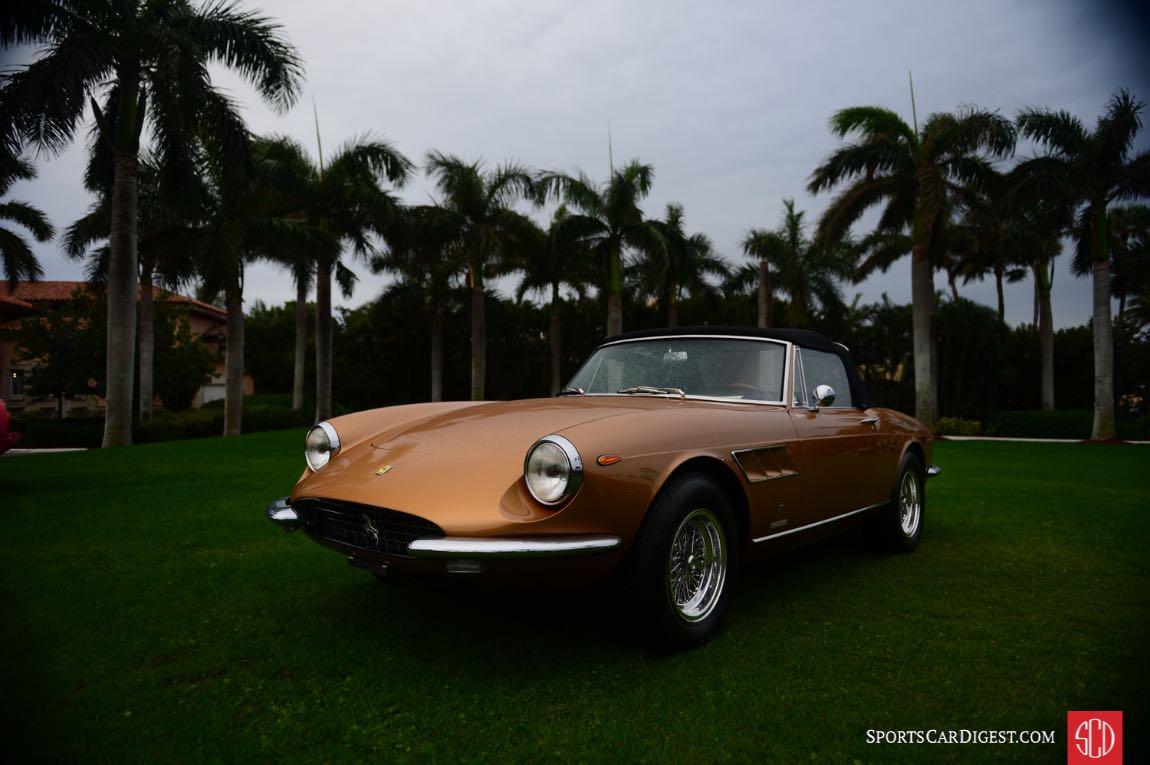 1967 330 GTS. s/n: 9781
