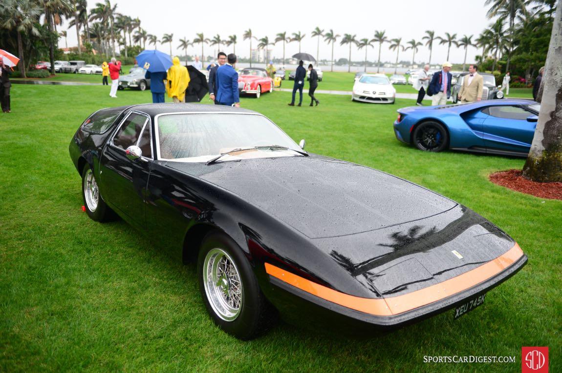 1972 365 GTB/4 Daytona. s/n: 15275