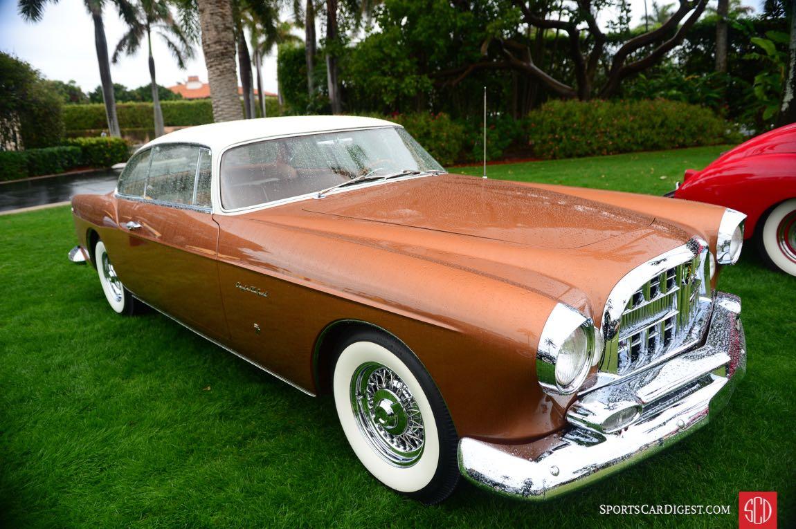 1955 Chrysler GIA ST Special.