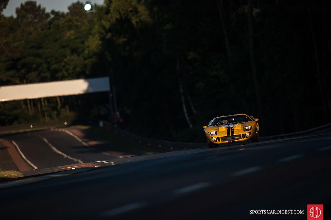 Golden Hour at 2016 Le Mans Classic
