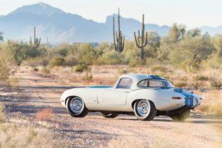 1963 Jaguar E-Type Lightweight Competition S850667 (photo: Pawel Litwinski)