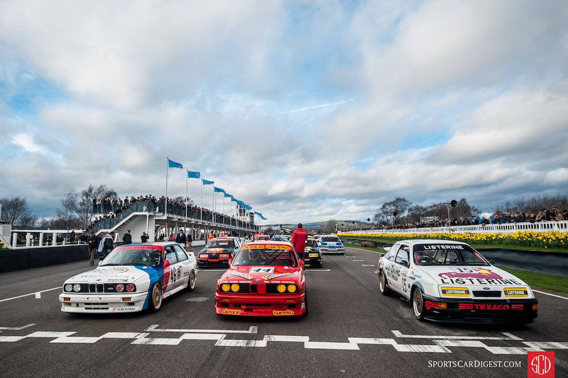 Goodwood Members Meeting 2017