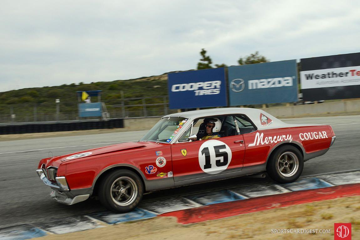 Jim Gallucci - 1967 Mercury Cougar