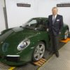 One-millionth Porsche 911: Dr. Wolfgang Porsche, Chairman of the Supervisory Board Porsche AG