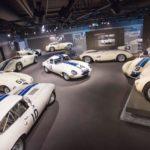 Ex-Cunningham Jaguar E-Type Offered