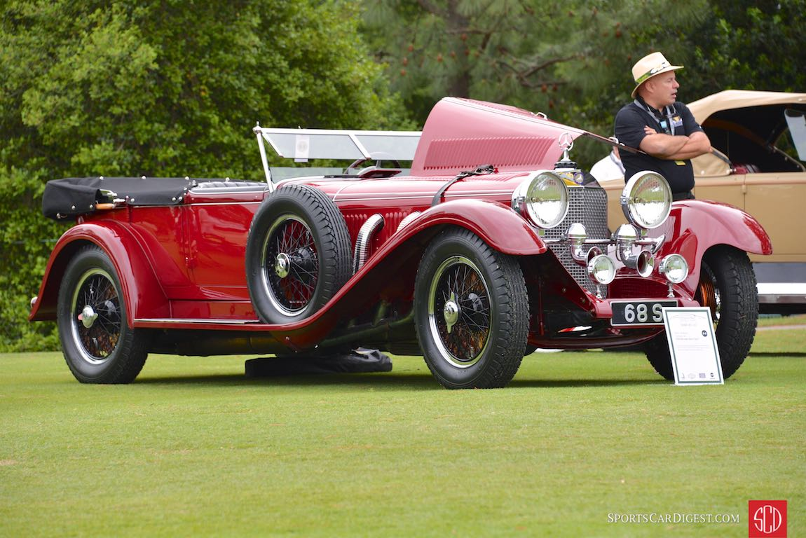 1928 Mercedes-Benz Type S