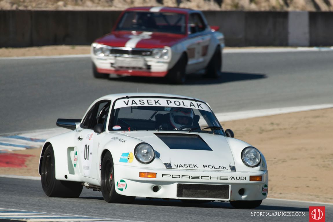 Alan Terpins - 1975 Porsche Carrera