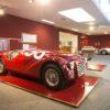 Under the Skin and Infinite Red Exhibits at Ferrari Museum Maranello