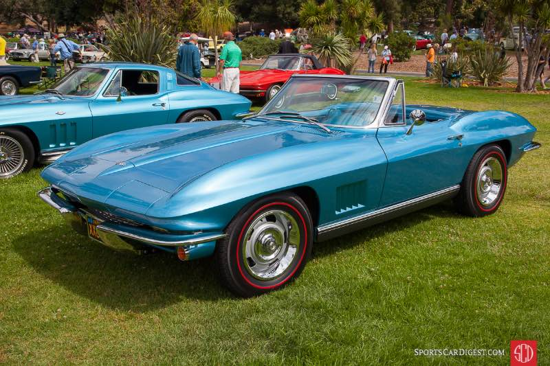 1967 Chevrolet Corvette, owned by Michael Keating