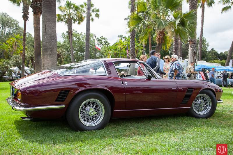 1968 Iso Grifo, owned by Sergio Arredondo