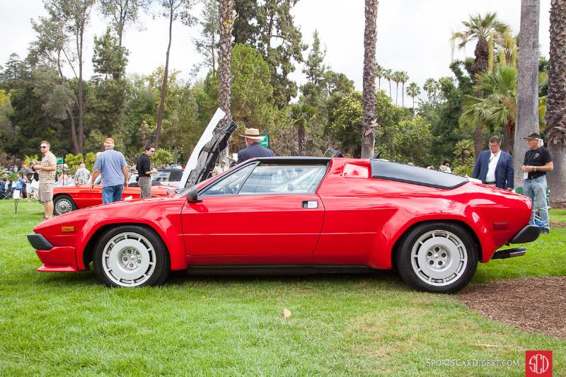 1983 Lamborghini Jalpa, owned by John Yardum