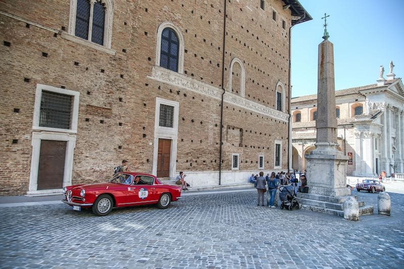 1956 Alfa Romeo 1900 Super Sprint