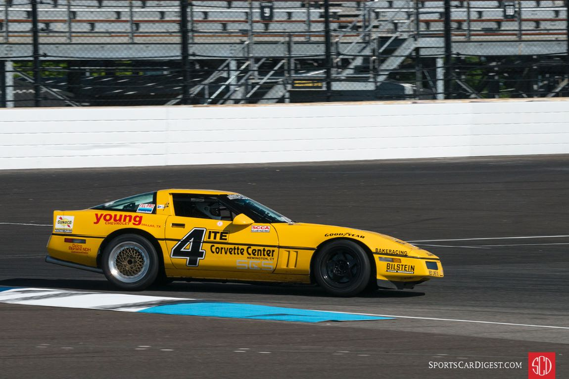 Ray Zisa - 1990 Chevrolet Corvette