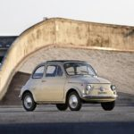 Fiat 500 Headed to Museum of Modern Art