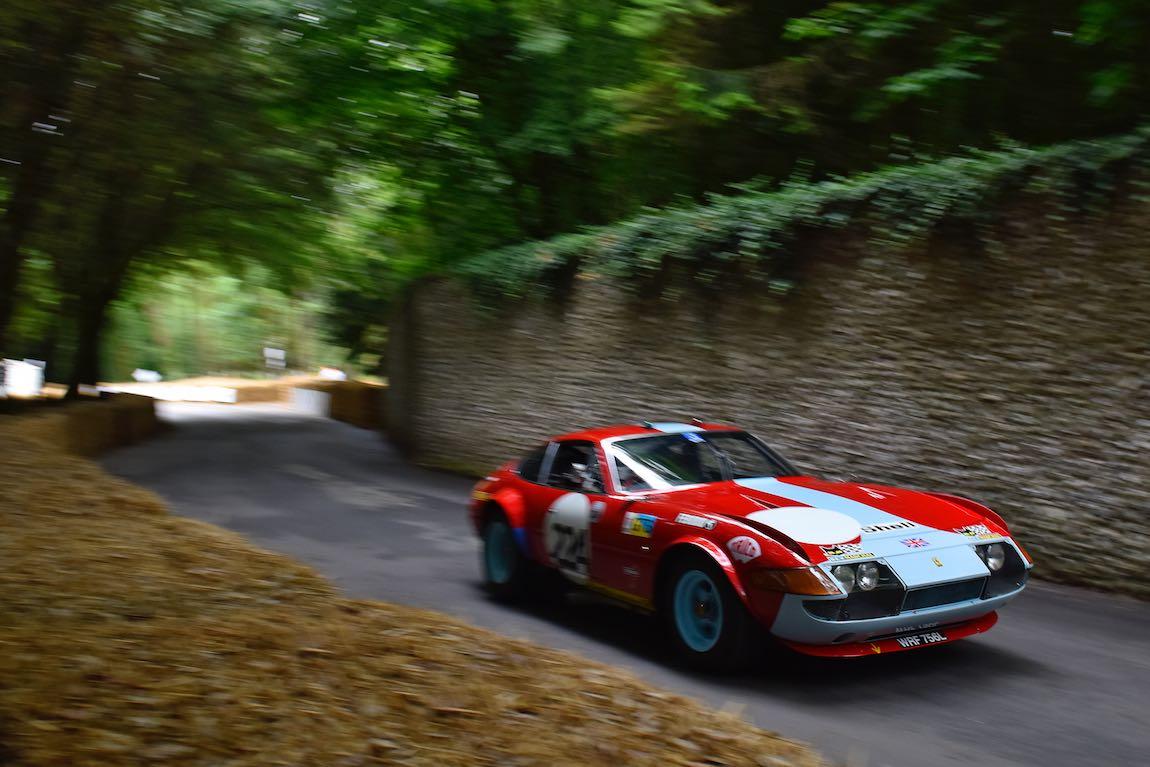Ferrari 365 GTB/4 'Daytona' Competition (photo: Jochen Van Cauwenberg)