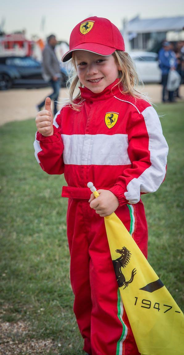 Ferrari 70th Anniversary - 2017 Goodwood Festival of Speed