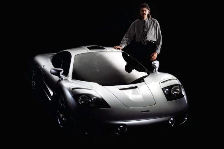 Gordon Murray and McLaren F1