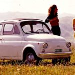 Fiat 500 Celebrated at Goodwood Revival