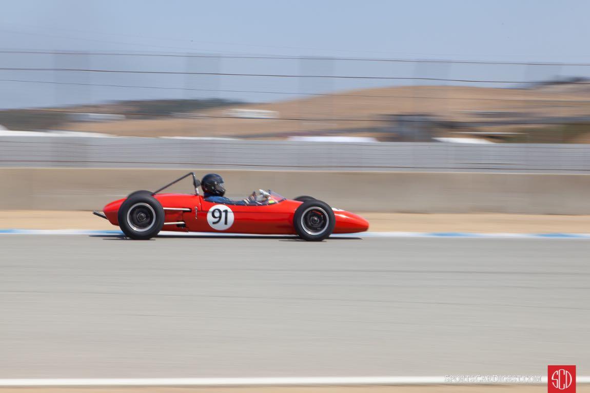 Scott Drnek - 1963 Brabham BT6