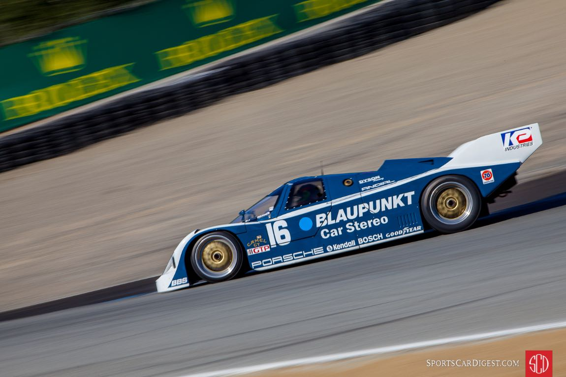 Zak Brown - 1986 Porsche 962