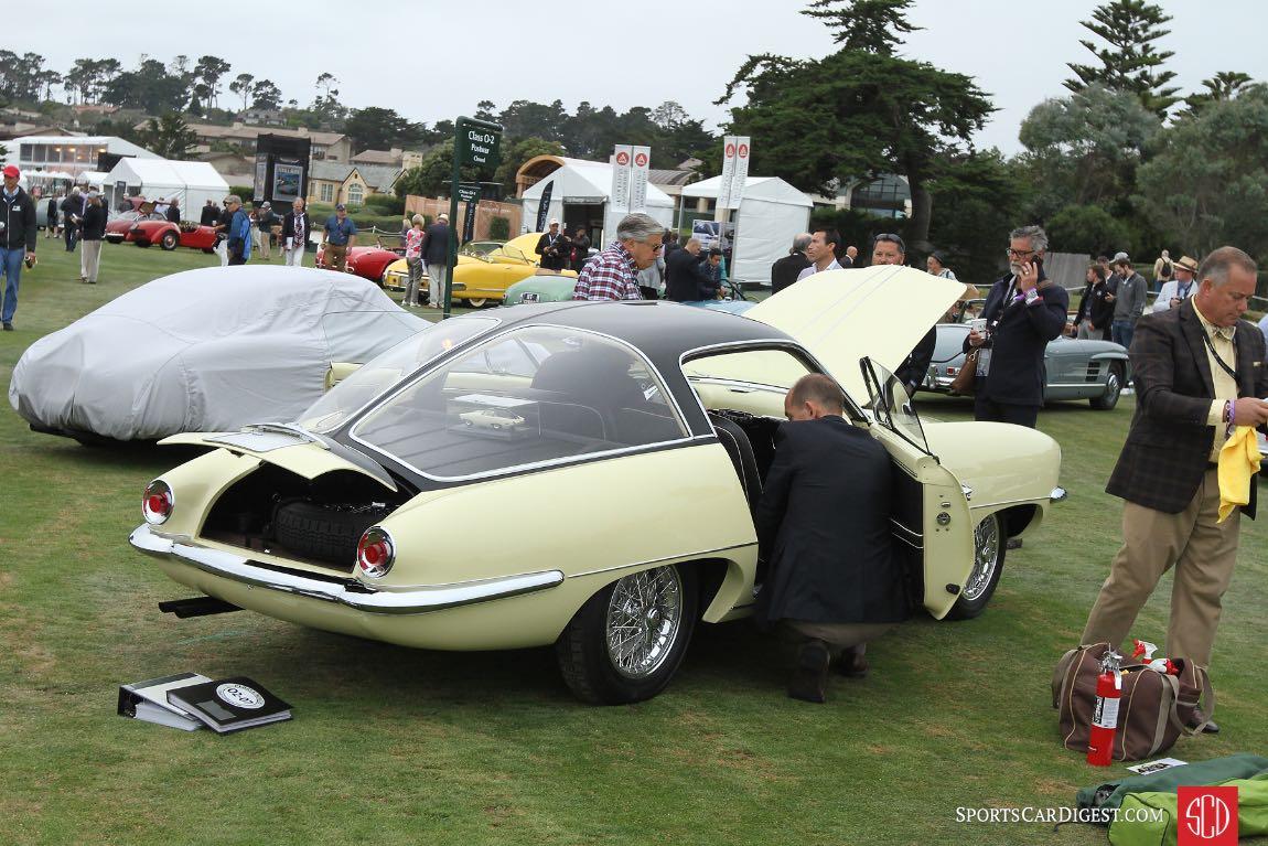 1955 Alfa Romeo 1900 CSS Boano Coupe Speciale