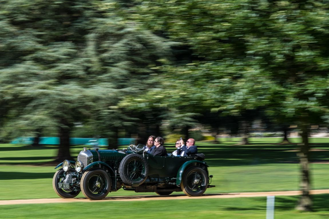 1931 Bentley 4 1/2-Litre 'Blower'