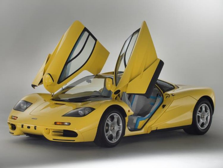 1997 McLaren F1 chassis 060