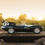 Jaguar D-Type Offered in Arizona