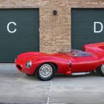 Jaguar D-Type Offered at Gooding Arizona