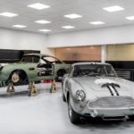 Production Returns to Aston Martin Facility
