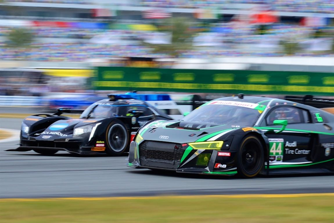 2018 Rolex 24 Hours of Daytona (photo: Mark Coughlin)