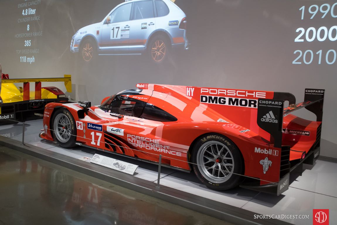 2015 Porsche 919 Hybrid, Chassis #1506 - 2nd 2015 24 Hours of Le Mans