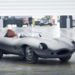 First 'New' Jaguar D-Type Built