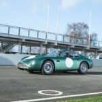 Aston Martin DB4GT Zagato '2 VEV' Offered