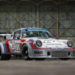 Competition Porsches Offered at Auction