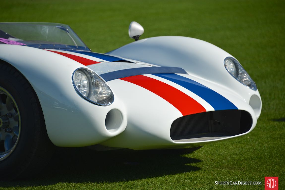 1964 Cooper Monaco Type 61