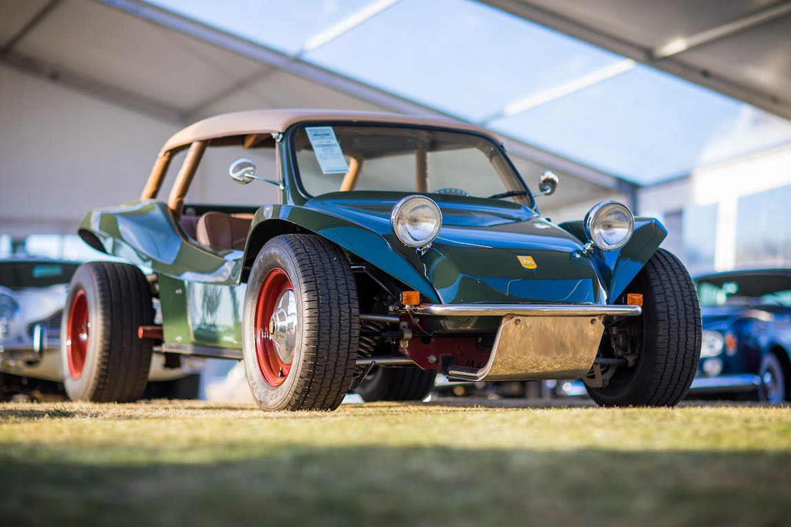 Meyers Manx at RM Sotheby's Auction (photo: DeremerStudios.com)
