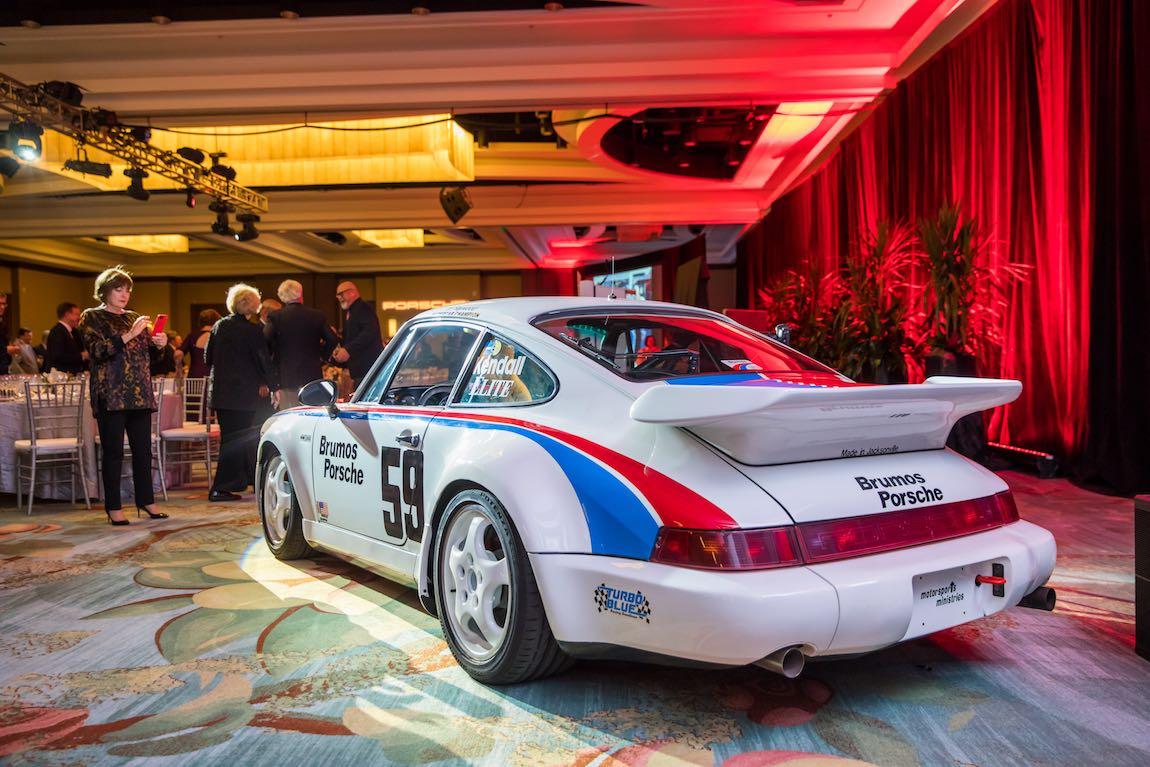 Porsche Gala Amelia Island Concours 2018 (photo: DeremerStudios.com)