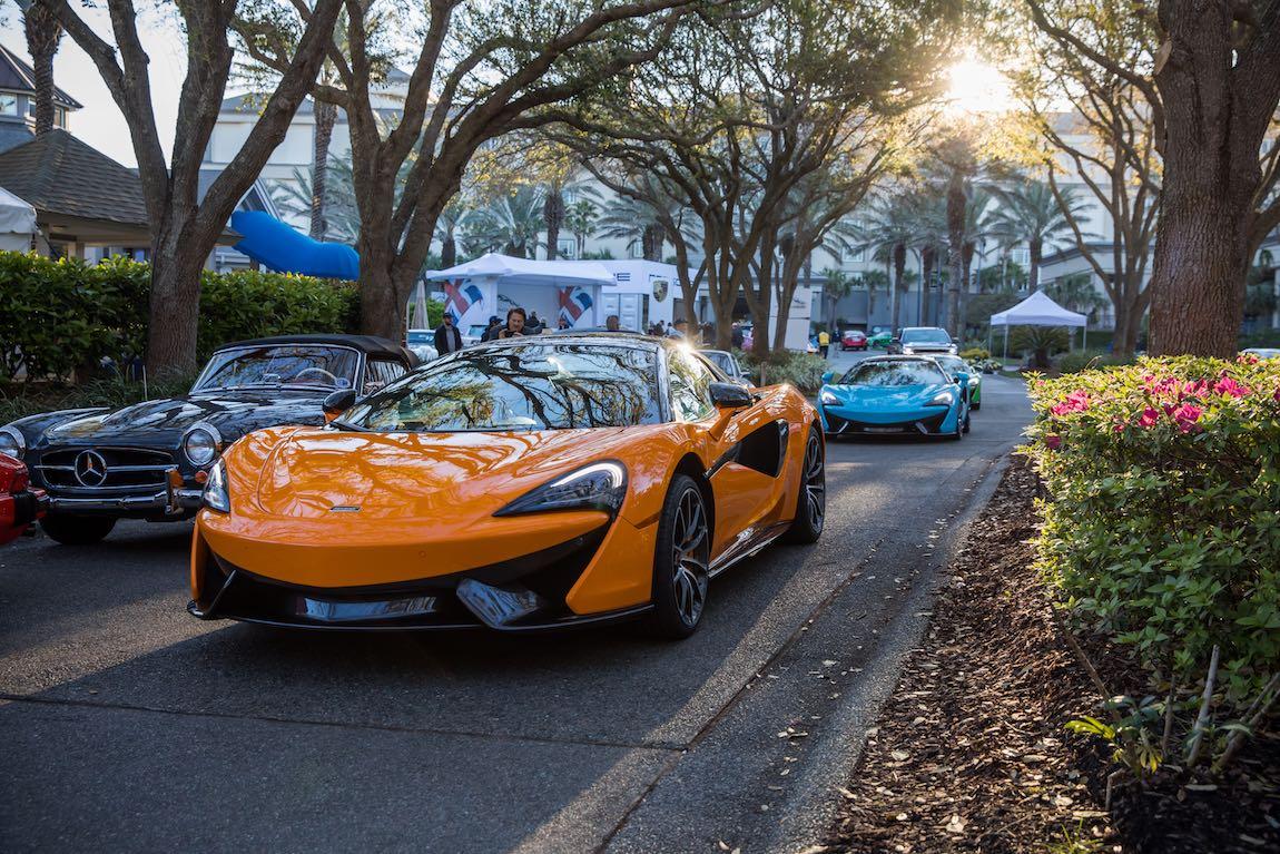 McLaren caravan (photo: DeremerStudios.com)