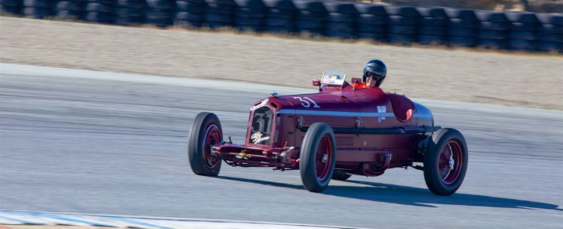 Peter Giddings - 1932 Alfa Romeo Monza