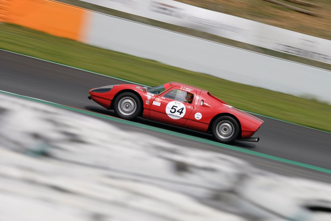 Espiritu de Montjuic 2018 - Greatest Trophy Class (photo: Photo Classic Racing)