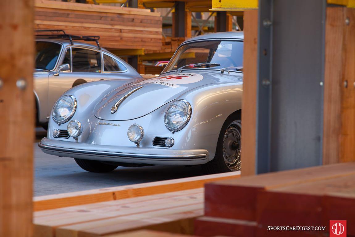 Porsche 356 at Luftgekühlt 5