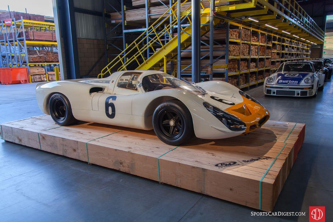 Porsche 908K Works 'Short-Tail'