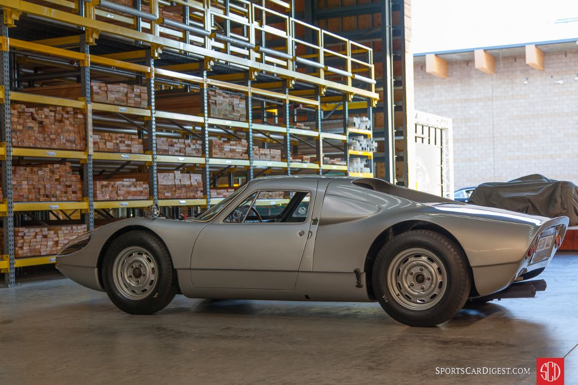 1965 Porsche 904/6 Carrera GTS, chassis number 906-011